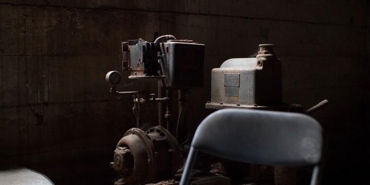 old-machine
