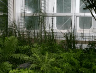 moderne Wintergärten